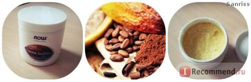 Какао масло для волос