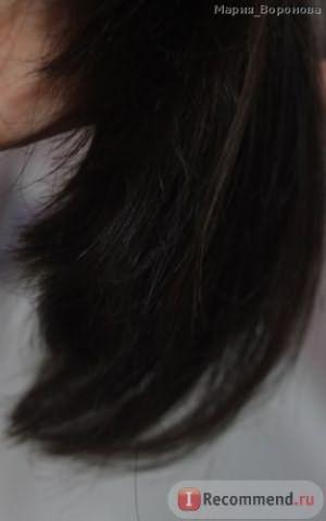 Кончики волос стали просто идеальными!