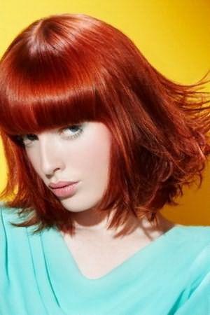 Как закрасить рыжие[ZEBR_TAG_/b> <strong>волосы</strong>
