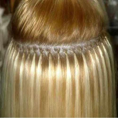 Итальянское горячее наращивание волос известно своей надежностью.