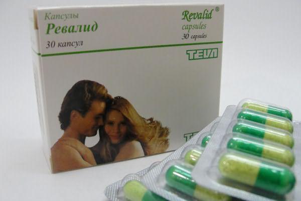 Основное действующее вещество «Ревалида» - экстракт ростков пшеницы, богатый линолиевой кислотой и лецитином