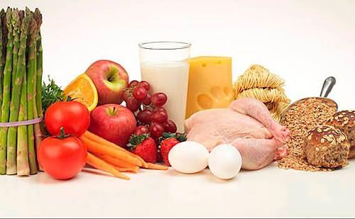 Фото продуктов для тех, кто еще не знает, где искать витамин РР