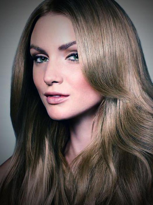светло русый золотистый цвет волос