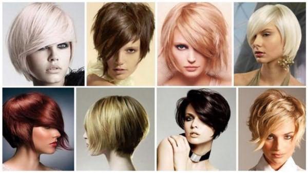 Прически для коротких волос 2016