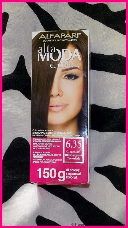 Краска для волос Alfaparf Milano Altamoda e colore фото