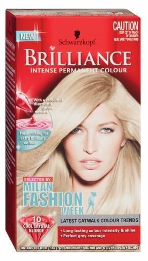краска для волос брилианс фото