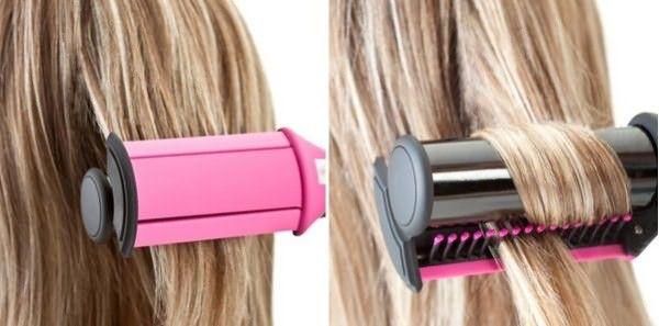 Если вы планируете использовать плойку на длинных и густых волосах, выбирайте модель с зубчиками в виде расчески