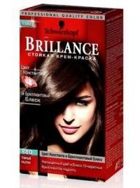 темно шоколадный цвет волос 3