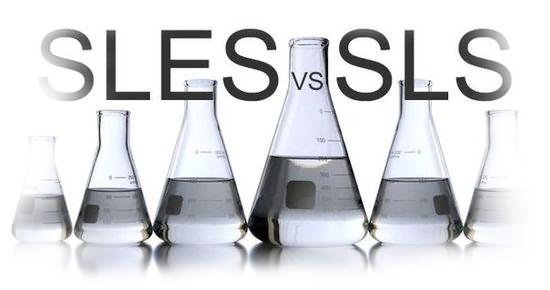 Лаурил-сульфат натрия в составе может обозначаться, как sodium laureth sulfate или SLS