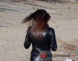 фото после полировки, волосы стали редкими и очень тонкими