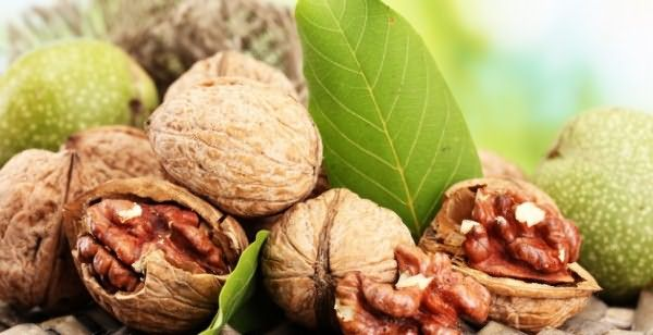 Если вас не пугает коричневатый оттенок кожи, для удаления волос можно использовать кожуру неспелого грецкого ореха