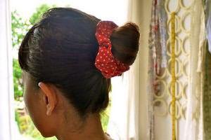 резинки для волос своими руками38