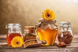 Мед поможет выпрямить волосы
