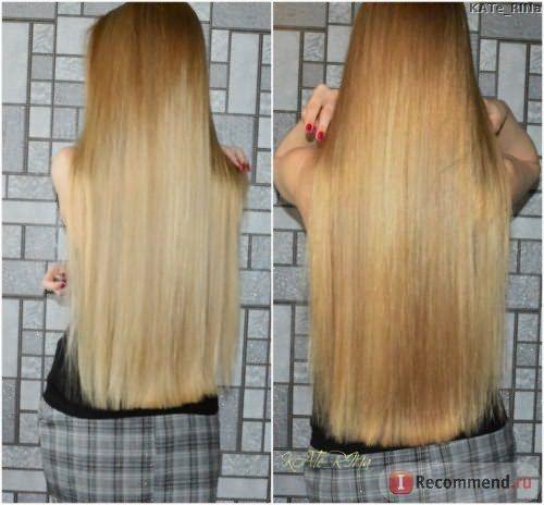 Бальзам для сухих волос №1
