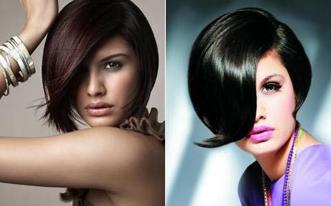 Выбирая, каким цветом покрасить темные волосы, учитывайте особенности своего цветотипа