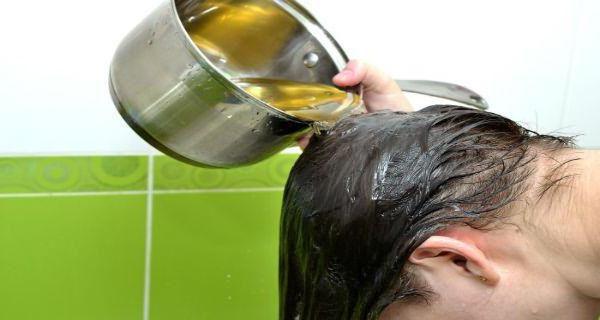 народные средства для восстановления волос