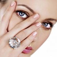 макияж для русых с серо голубыми глазами 2