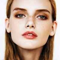 макияж для русых с зелеными глазами 3