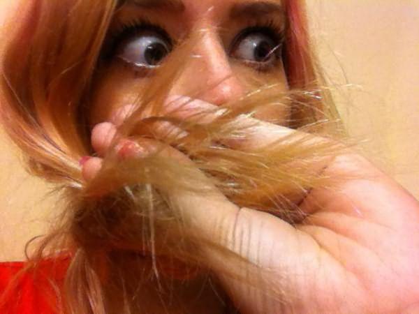 масла для волос для секущихся кончиков