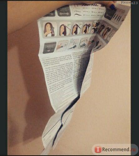 Щипцы для завивки Rowenta So Curls CF3610D0 фото