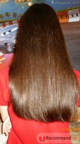Масло Riche Hair Oil Amla в качестве несмываемого ухода