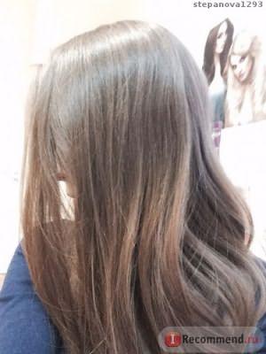 Шампунь HairLuxe KeratinLine фото