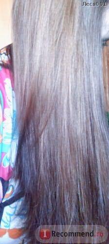 волосы только высохшие естественным путем