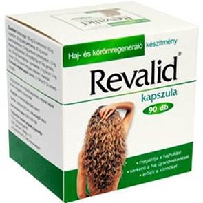 Ревалид – витаминный коктейль для волос