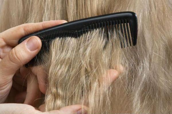 пористый волос