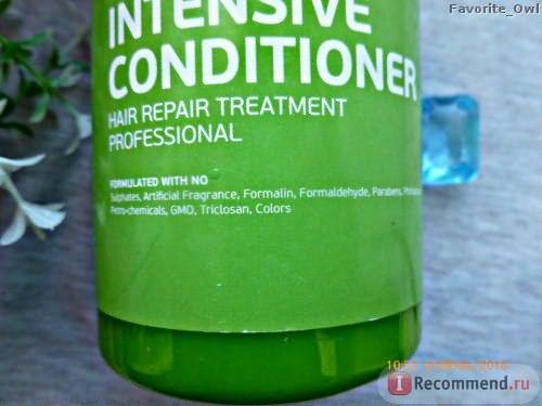 Кондиционер для увлажнения волос Cocochoco Intensive фото
