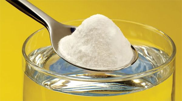 Пищевая сода поможет в приготовлении смывки