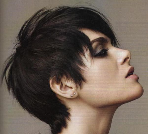 стрижка пикси на короткие волосы для женщин
