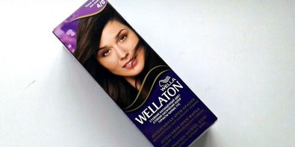 Краска для волос Wellaton от бренда Wella