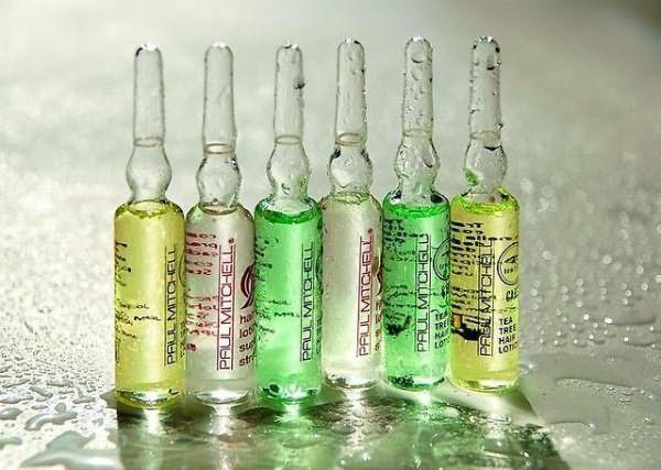 Жидкие витамины для наружного применения