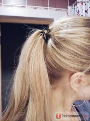 Моя любимая резинка для волос