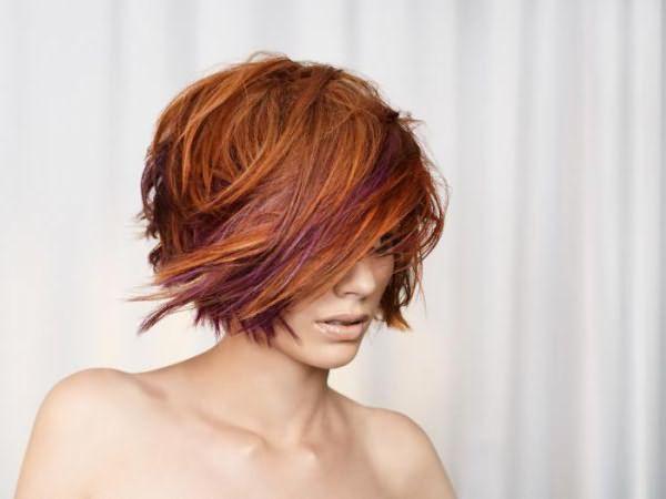 как крутить волосы утюжком фото пошагово