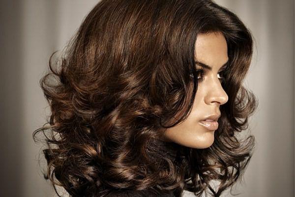 Цвет волос золотистый трюфель от французской компании Palette