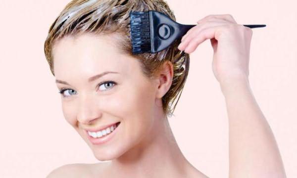 краска для волос не вызывающая аллергию