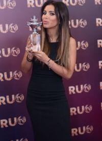 Прическа Ани Лорак 2014 7