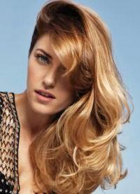 окрашивание балаяж на русые волосы 8