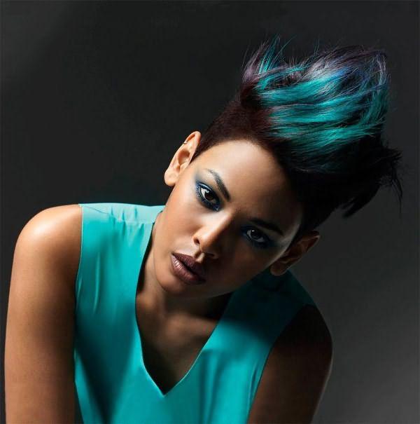 цвета для колорирования темных волос 3