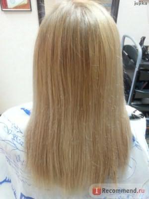 До Ботокса для волос