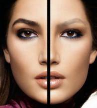 Правильно подобранный оттенок бровей дополнит и украсит лицо