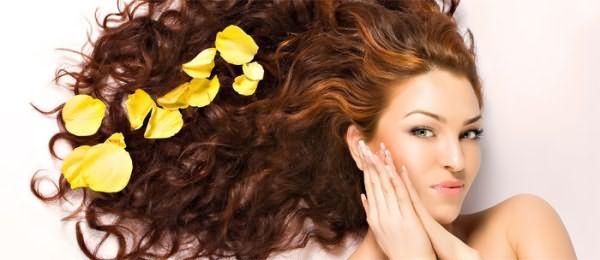 Густые волосы – результат лечения выпадения Димексидом