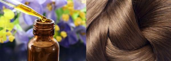 Уход за волосами при помощи касторового масла