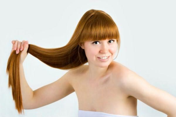 Как вырастить волосы за неделю
