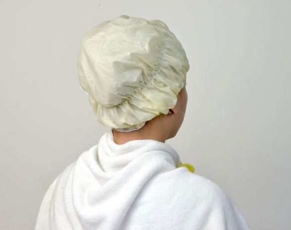 как использовать твердое кокосовое масло для волос