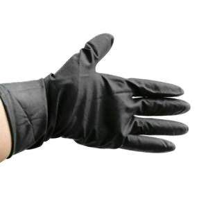 Как правильно наносить бесцветную хну наволосы? Только в перчатках и синтетической кистью!