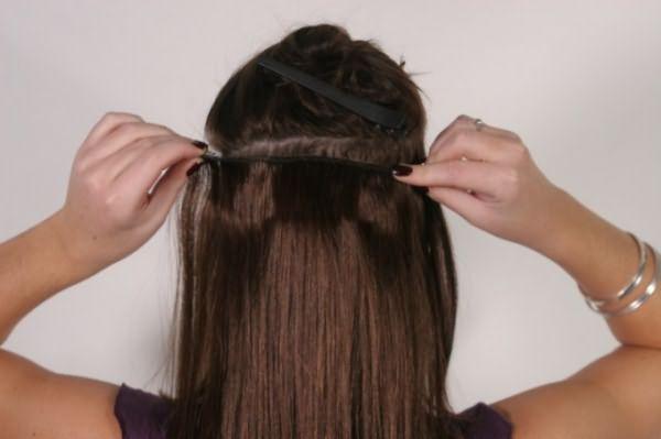 Накладные пряди — простой и быстрый способ превратить редкие или короткие волосы в густые и длинные