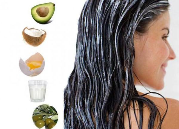 Чтобы волосы не пушились после мытья